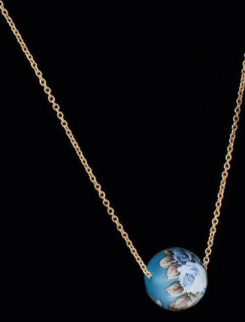 گردنبند طلا 18 عیار ماهک مدل MM0400 - مایا ماهک -  - 1