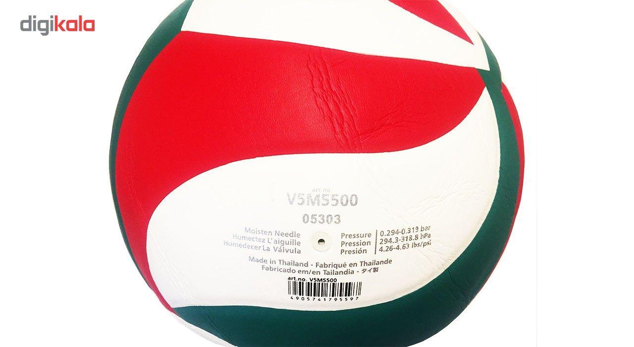 توپ والیبال مدل V5M5500 سایز 4 main 1 3