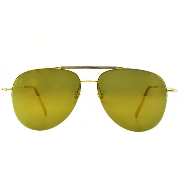 عینک آفتابی Nik03 سری Gold مدل Nk1106 Rgp4