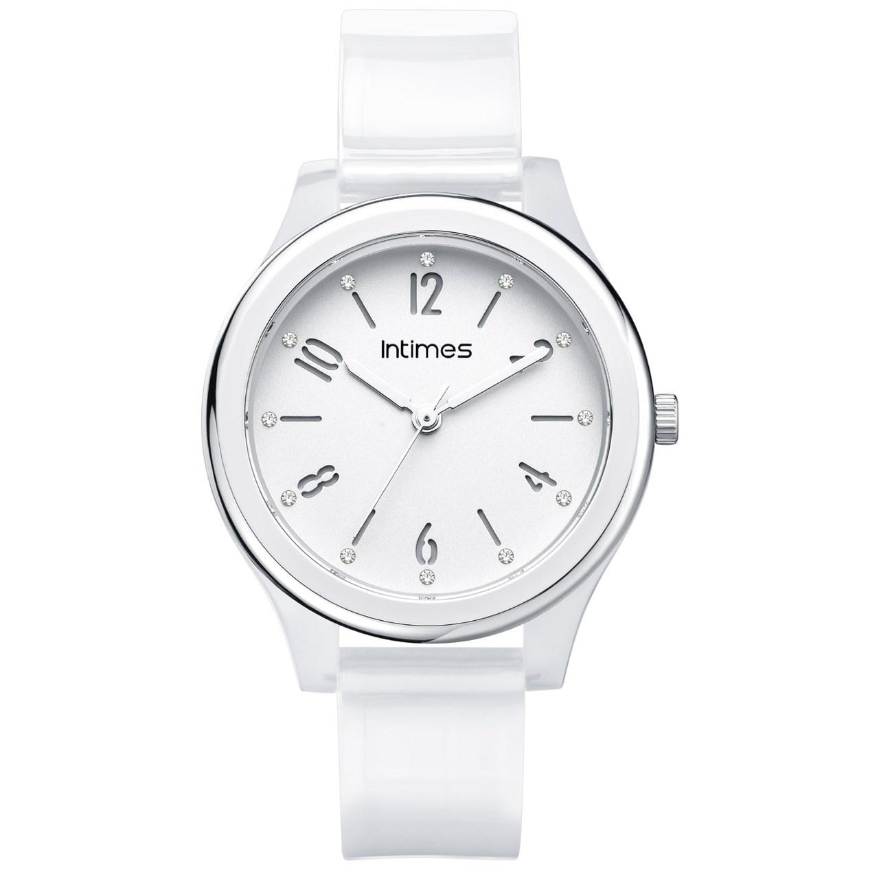 ساعت مچی عقربه ای زنانه اینتایمز مدل IT-CF095