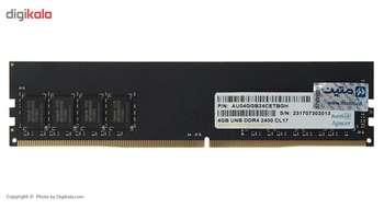 رم دسکتاپ DDR4 تک کاناله 2400 مگاهرتز اپیسر ظرفیت 4 گیگابایت