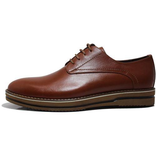 کفش مردانه چرم طبیعی  ژست مدل 1105