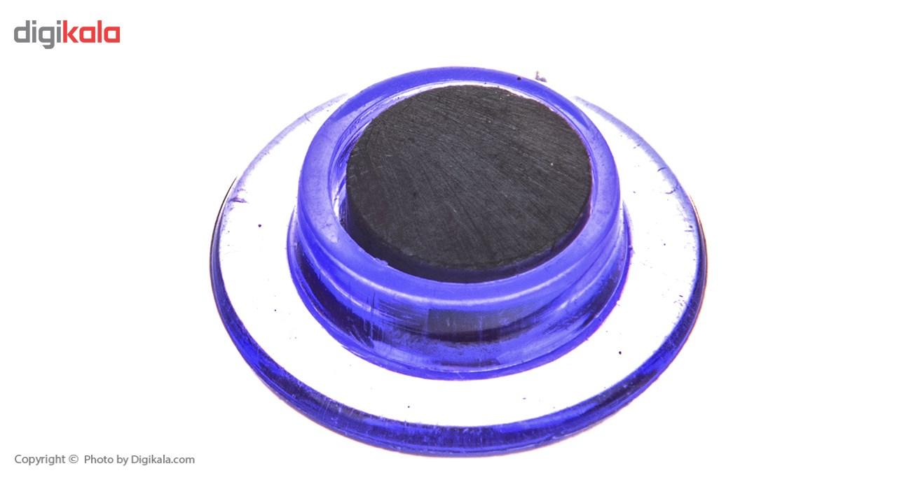 قیمت خرید گیره آهنربایی فوسکا مدل 2010T بسته 10 عددی اورجینال