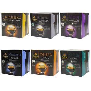 بسته کپسول قهوه بلاروم  مجموعه 6 عددی