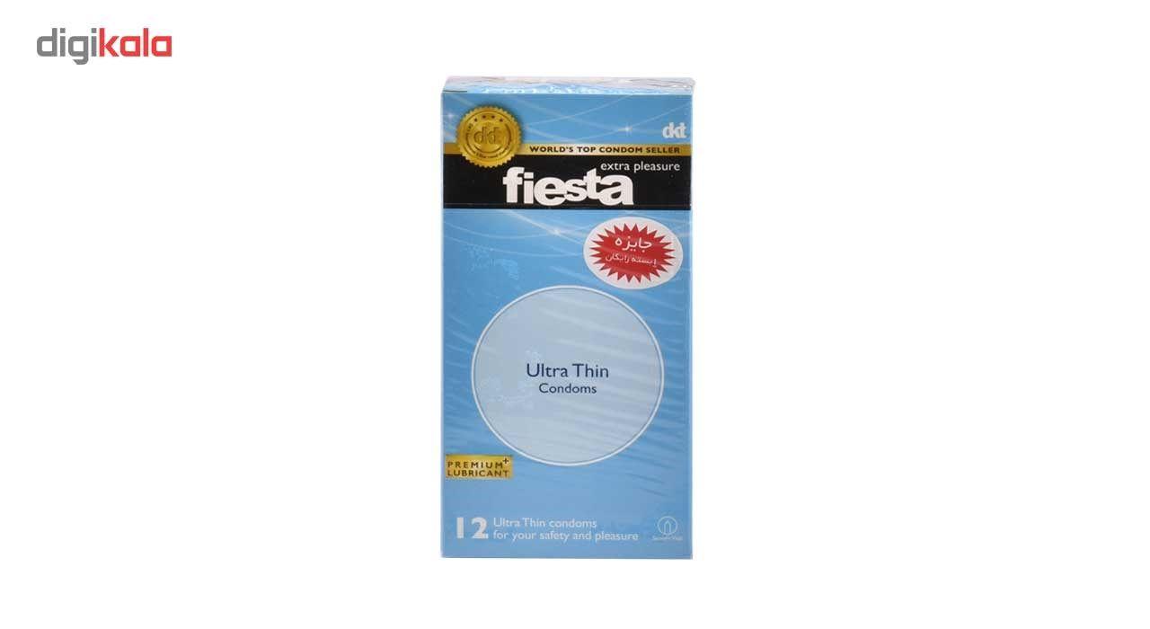 کاندوم نازک فیستا مدل Ultra Thin بسته 12 عددی main 1 1