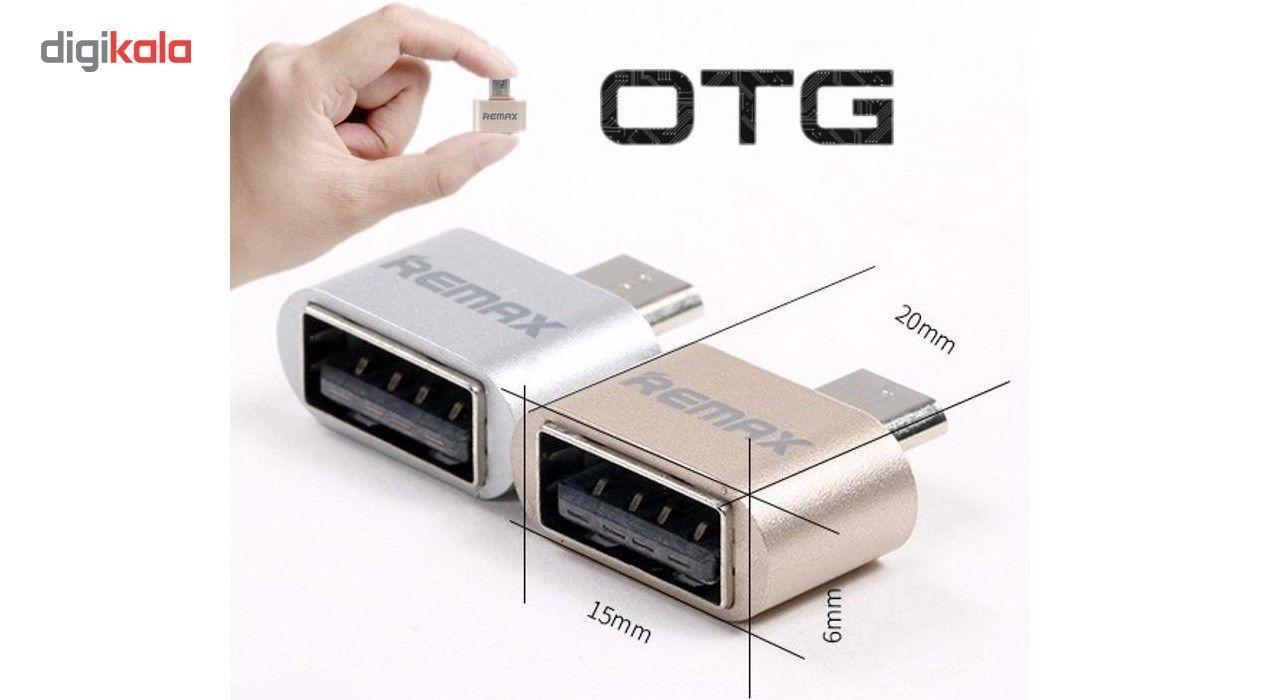 تبدیل OTG ریمکس مدل RA-OTG main 1 6