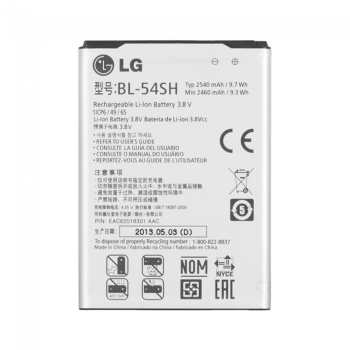باتری گوشی  مدل BL-54SH مناسب برای گوشی ال جی Optimus F7