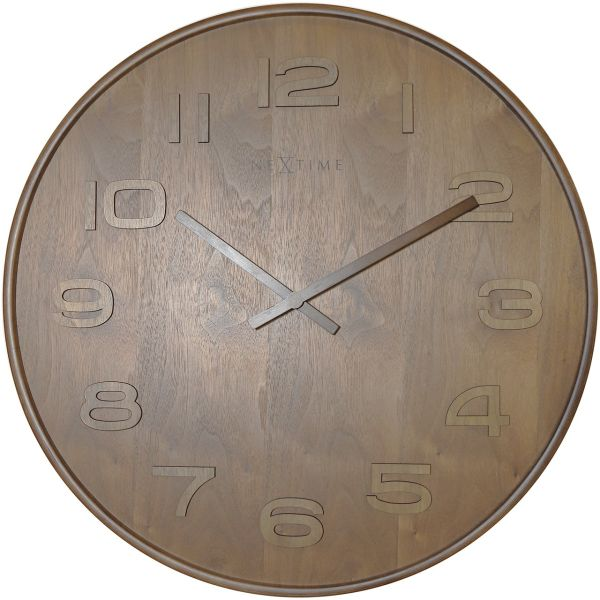 ساعت دیواری نکستایم مدل 3096BR