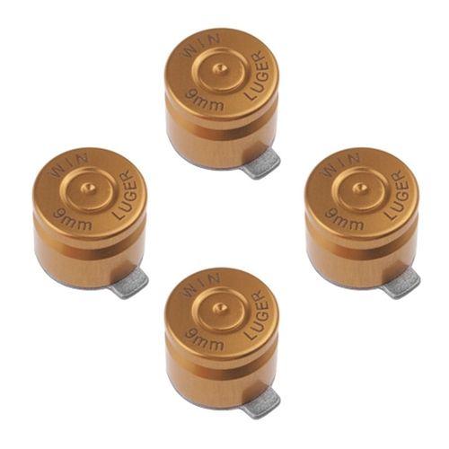 دکمه دسته دوال شاک ونسونی طرح فشنگ مناسب برای PS4 - PS3 و PS2