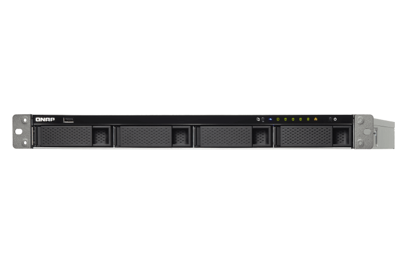 ذخیره ساز تحت شبکه کیونپ مدل TS-463U-RP بدون دیسک