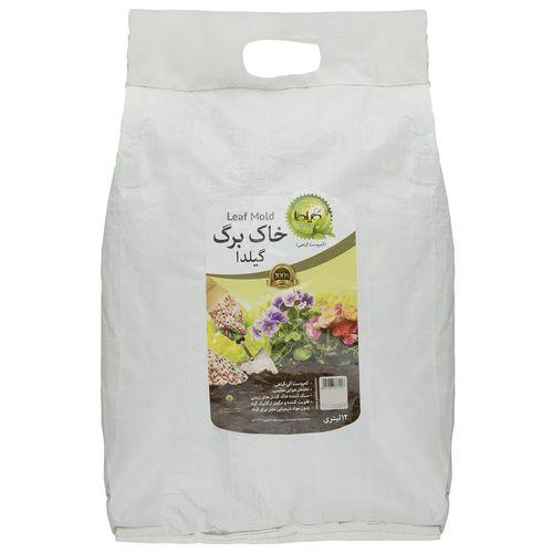 خاک برگ گیلدا بسته 12 لیتری