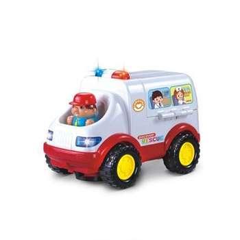 اسباب بازی ماشین آمبولانس هیلی -838