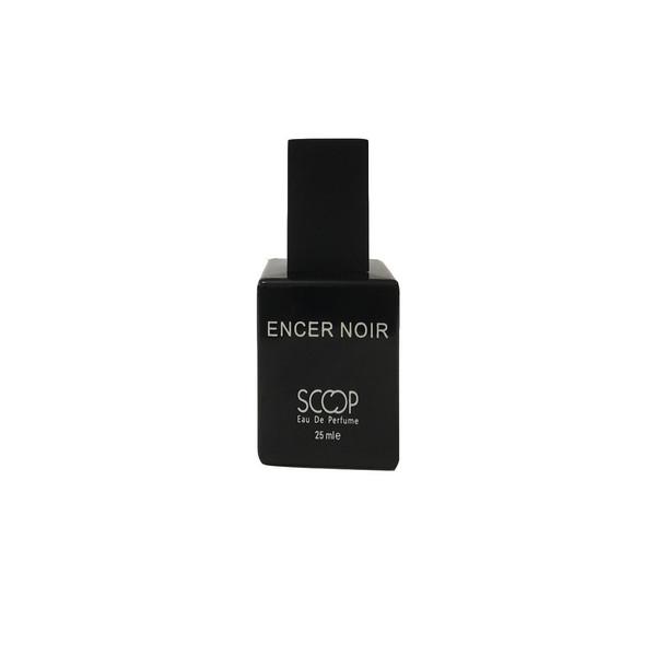 عطر جیبی مردانه اسکوپ مدل Encer Noir حجم 25 میلی لیتر