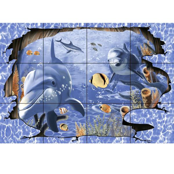 سرامیک سه بعدی ساوالان مدل Patris - چهار متر مربع
