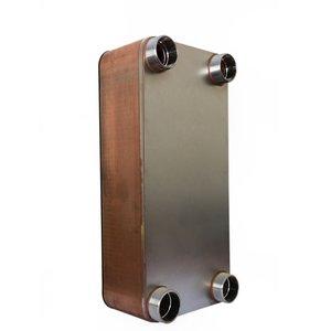 مبدل حرارتی صفحه ای هپاکو مدل HP-1500 با ظرفیت 15000 لیتر بر ساعت