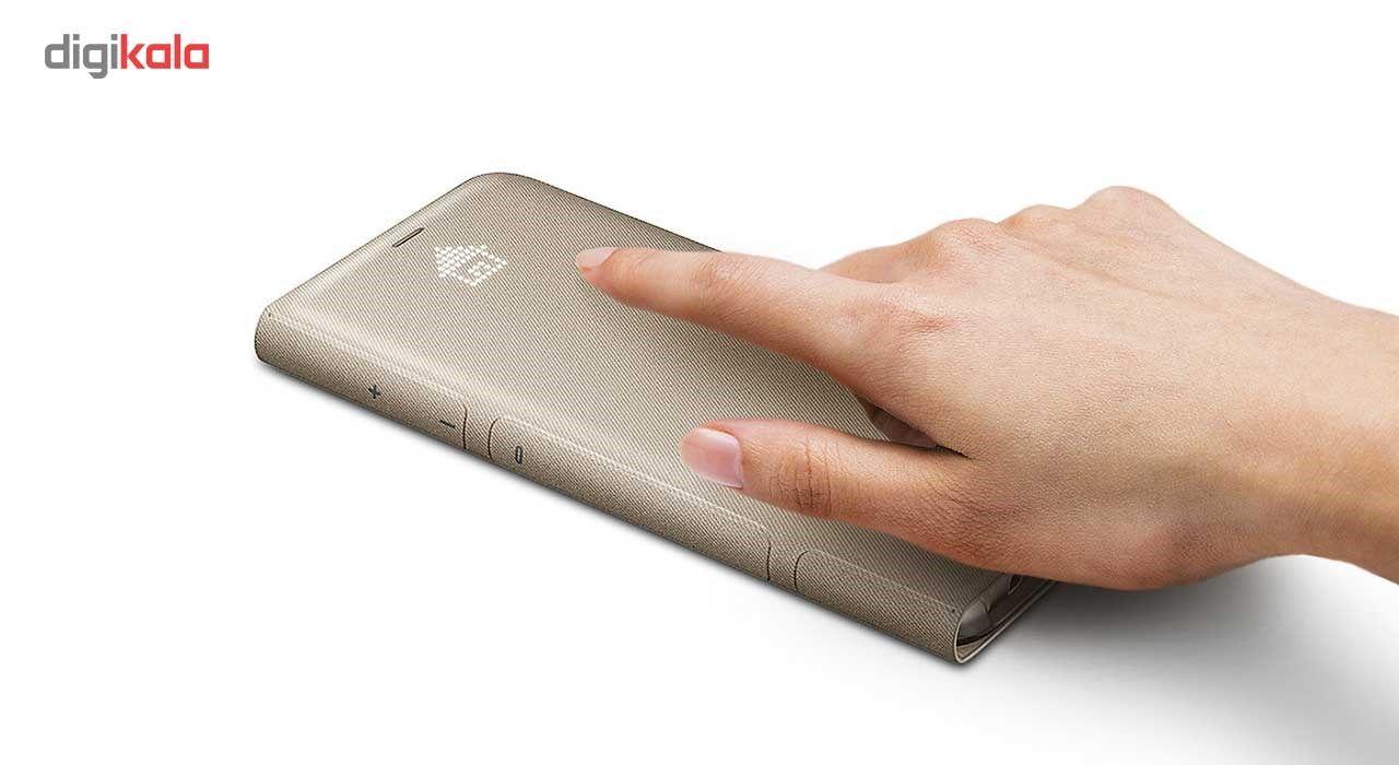 کیف کلاسوری سامسونگ مدل LED View مناسب برای گوشی موبایل Galaxy S8 Plus main 1 4