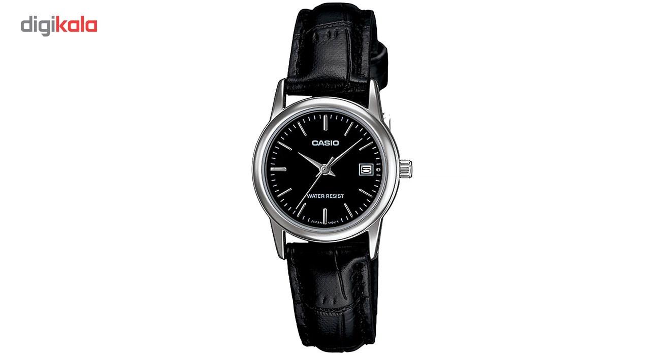 خرید ساعت مچی عقربه ای زنانه کاسیو مدل LTP-V002L-1AUDF