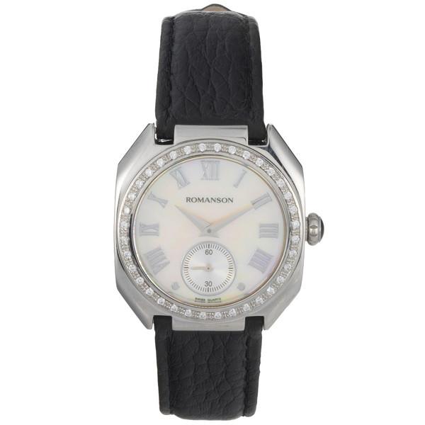 ساعت مچی عقربه ای زنانه رومانسون مدل RL1208QL1WM12W