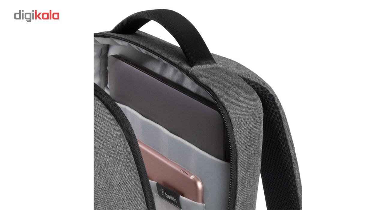 کوله پشتی لپ تاپ بلکین مدل F8N900bt مناسب برای لپ تاپ 15.6 اینچی
