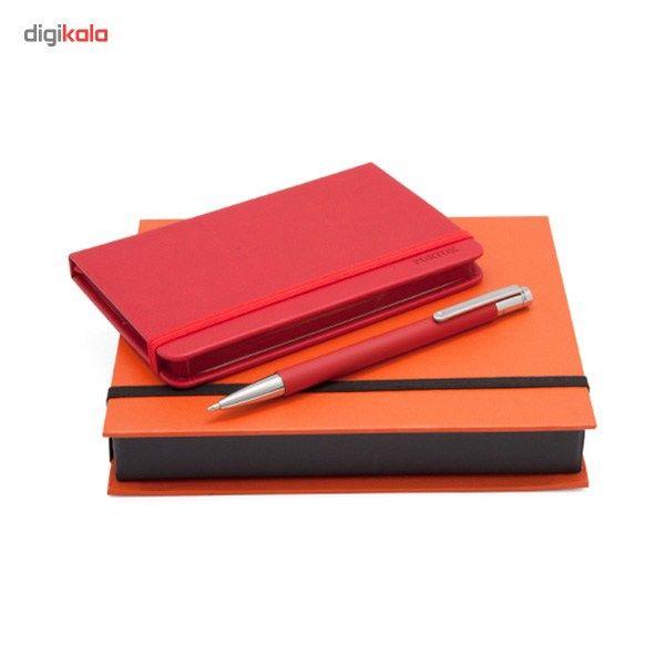 ست خودکار و دفتر یادداشت پرتوک کد 164 main 1 1