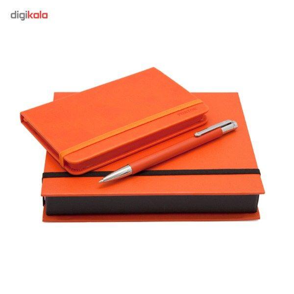 ست خودکار و دفتر یادداشت پرتوک کد 164 main 1 2