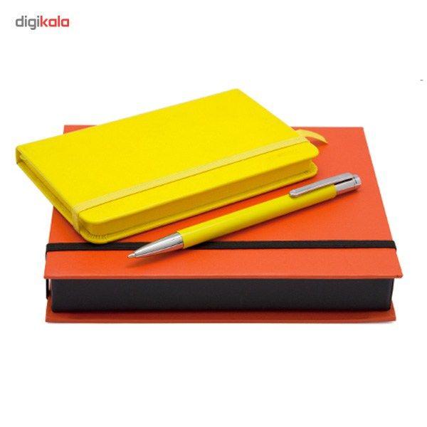 ست خودکار و دفتر یادداشت پرتوک کد 164 main 1 3