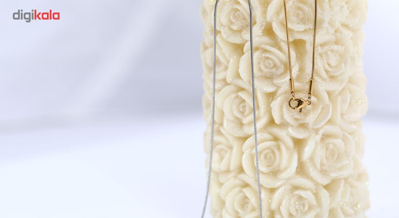 گردنبند ماری سین گالری مدل sg238