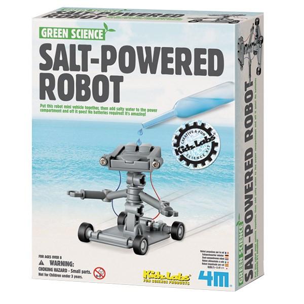 کیت آموزشی 4ام مدل روبات آبنمکی کد 03353