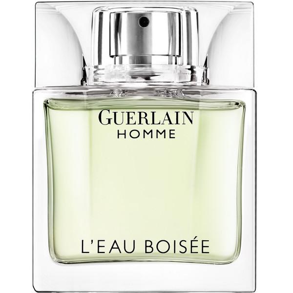 ادو تویلت مردانه گرلن مدل L'Homme L'Eau Boisée حجم 80 میلی لیتر