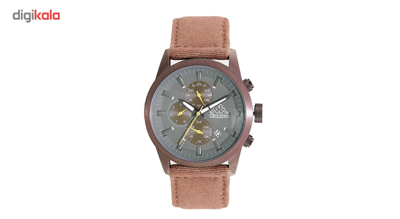 خرید ساعت مچی عقربه ای کاپا مدل 1428m-c