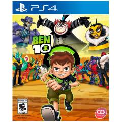 بازی Ben10 مخصوص PS4