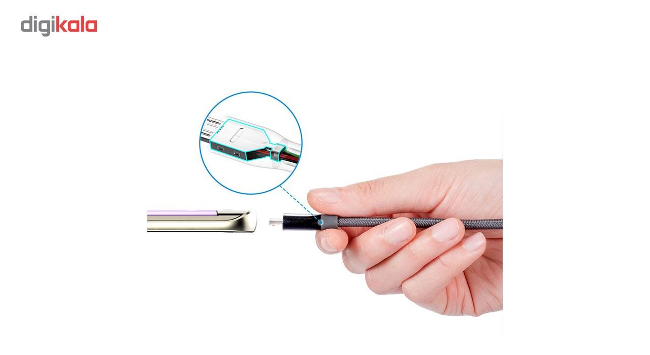 کابل تبدیل USB به Micro-USB انکر مدل A8143 PowerLine Plus طول 1.8 متر main 1 10