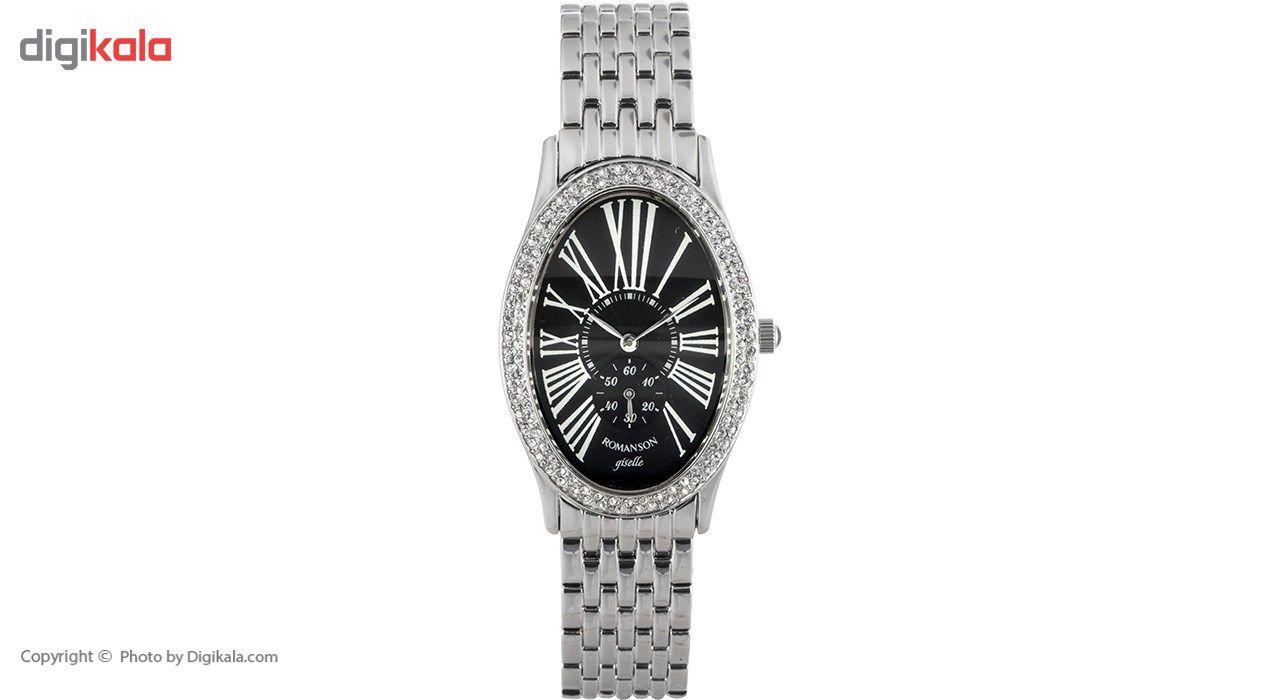 ساعت مچی عقربه ای زنانه رومانسون مدل RM9904TL1WA37W -  - 2