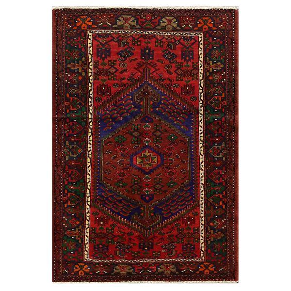 فرش دستبافت قدیمی سه متری کد 145872