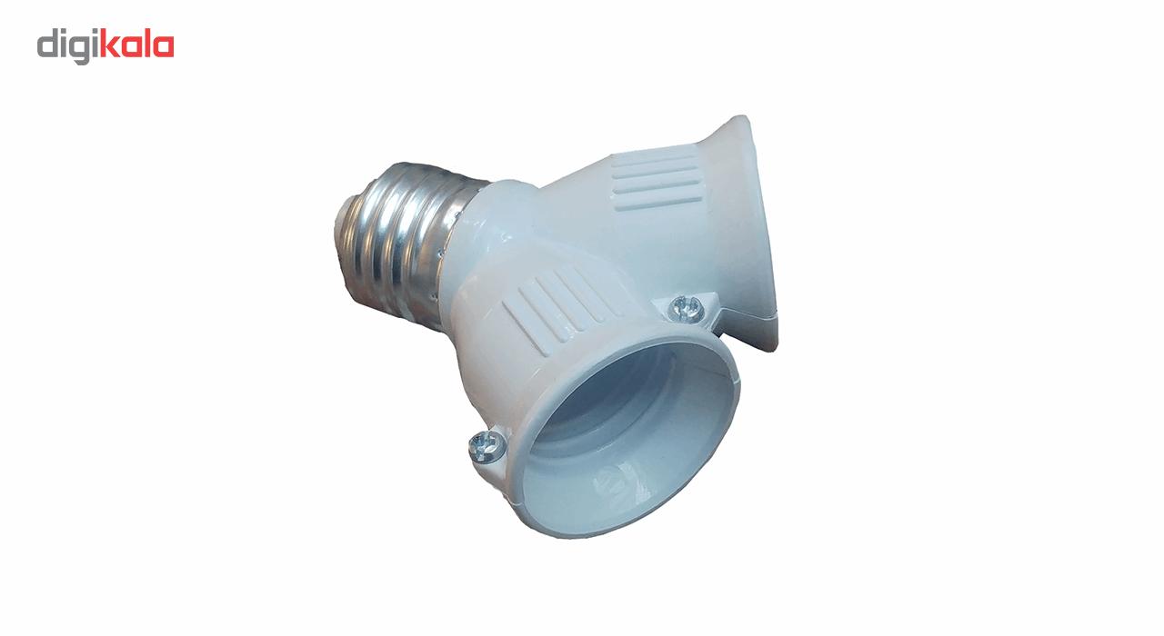 سرپیچ لامپ هرو مدلE27-2E27 main 1 1
