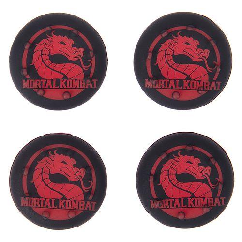 روکش سیلیکونی آنالوگ استیک مدل Mortal Kombat Logo