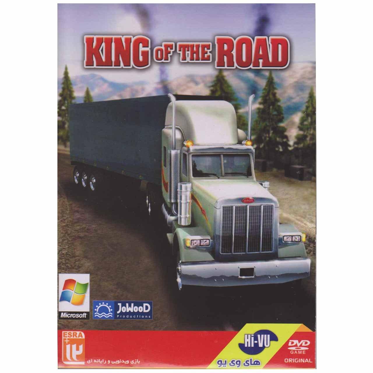 خرید اینترنتی بازی کامپیوتری King Of The Road مخصوص PC اورجینال