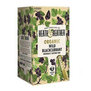 بسته دمنوش هیت و هیتر مدل Organic BlackCurrant