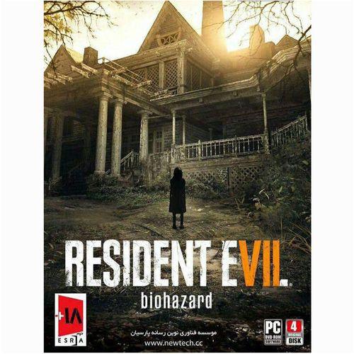 بازی کامپیوتری Resident Evil 7 Biohazard مخصوص Pc