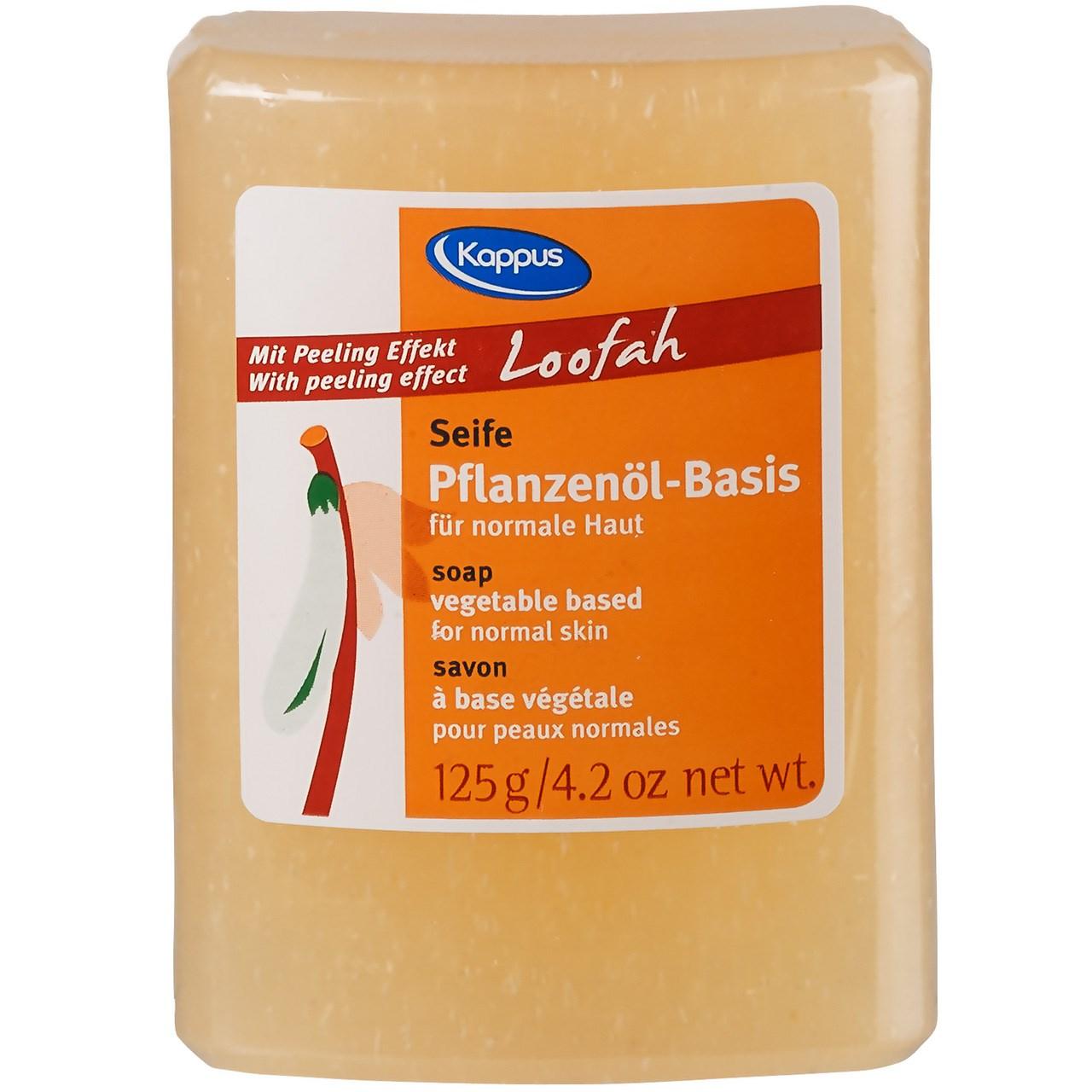 صابون لایه بردار کاپوس مدل Loofah مقدار 125 گرم
