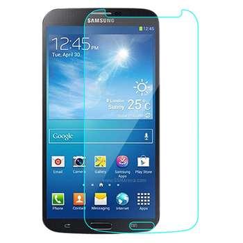 محافظ صفحه نمایش شیشه ای تمپرد مناسب برای گوشی موبایل سامسونگ Galaxy Mega 6.3