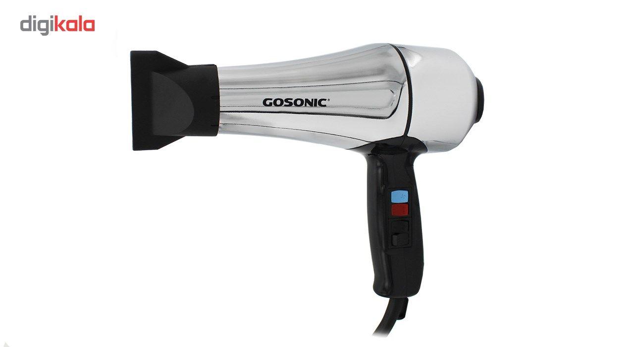 سشوار گوسونیک مدل GHD-229 main 1 1