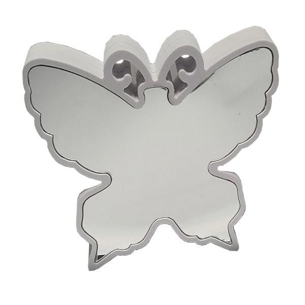 آینه چراغ دار مدل پروانه