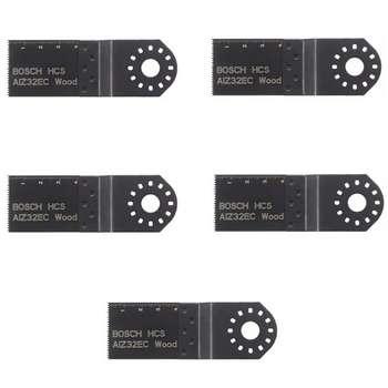 تیغه ابزار همه کاره بوش مدل 2608661626 بسته 5 عددی