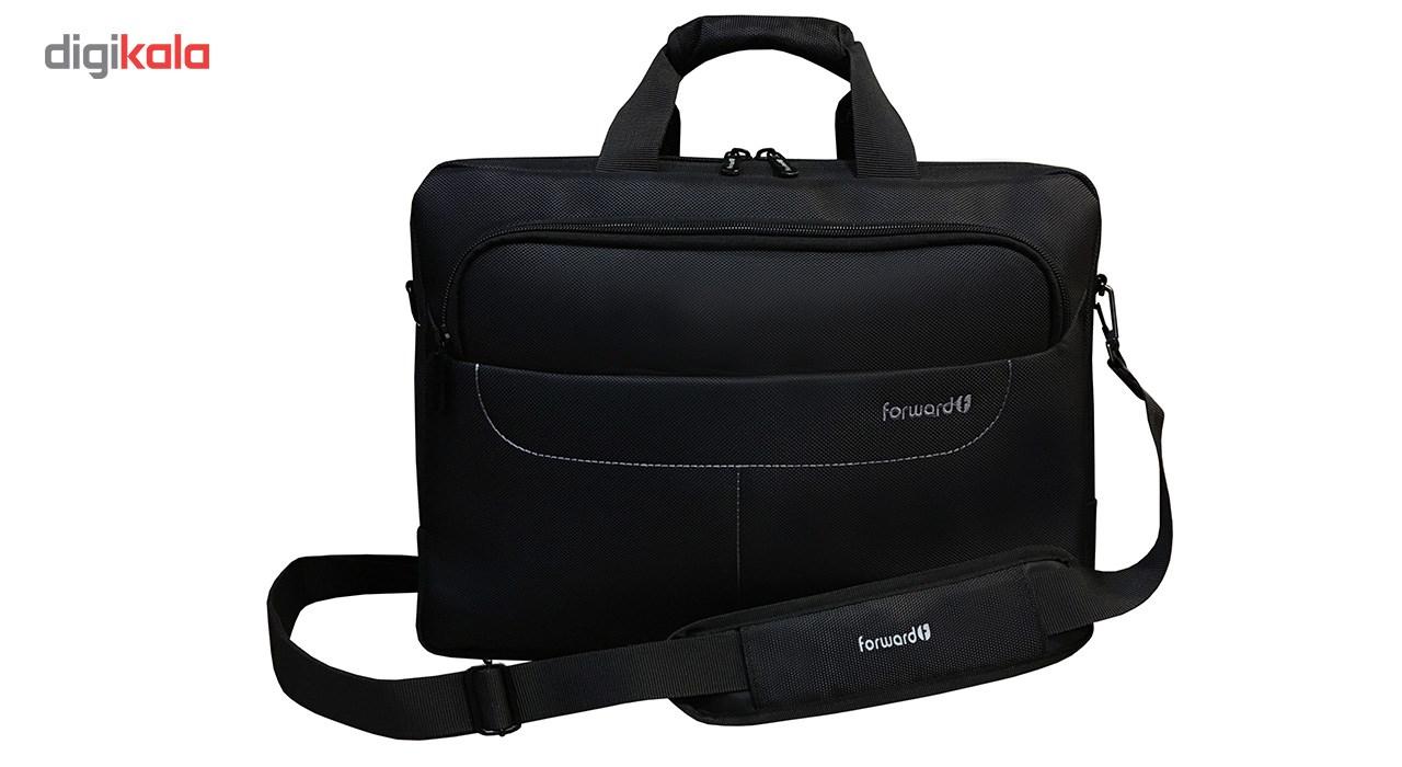 کیف لپ تاپ فوروارد مدل FCLT1044 مناسب برای لپ تاپ 16.4 اینچی