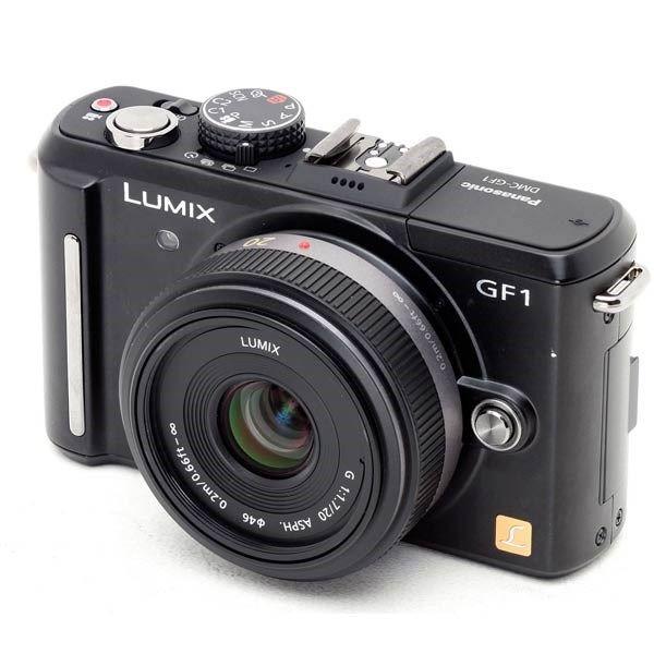 دوربین دیجیتال پاناسونیک لومیکس دی ام سی-جی اف 1