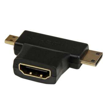 مبدل MINI HDMI،MICRO HDMI به HDMI به  مدل A-3