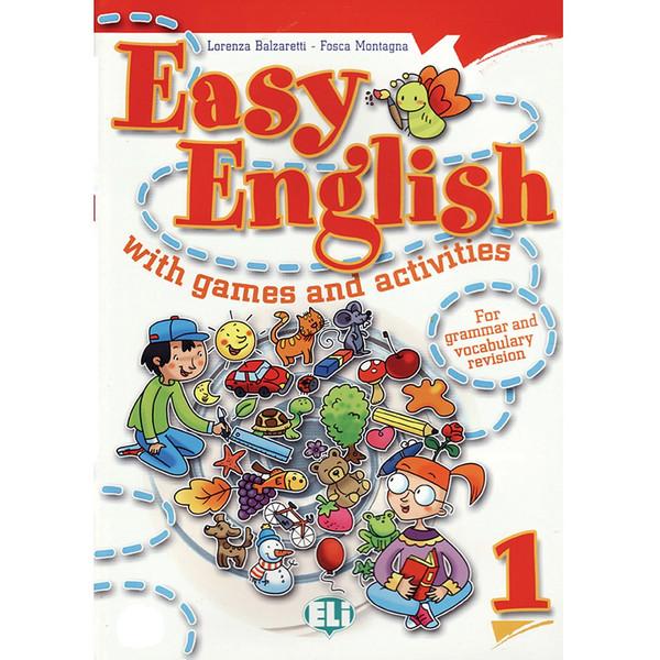 کتاب زبان Easy English 1-CD اثر مولفان