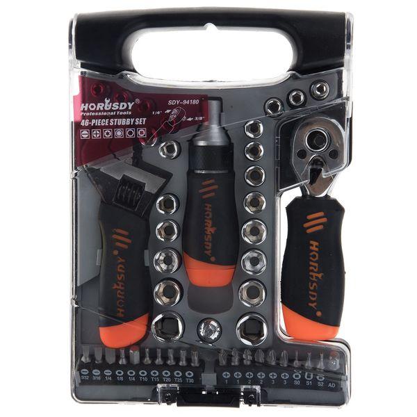 مجموعه 46 عددی ابزار هوراسدی مدل SDY-94180