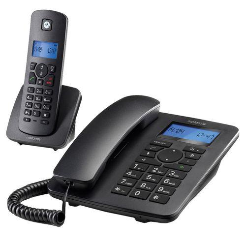 تلفن بی سیم موتورولا مدل C4201 Combo